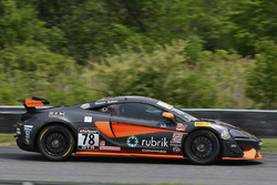 #78 Compass Racing McLaren 570S GT4: Ray Mason, Paul Holton