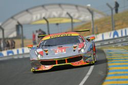 Мок Венсунь, Кеита Сава, Мэтью Гриффин, Clearwater Racing, Ferrari 488 GTE (№61)