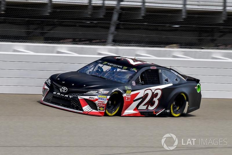 34. Gray Gaulding, BK Racing, Toyota Camry
