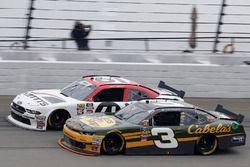Austin Dillon, Richard Childress Racing, Chevrolet Camaro Bass Pro Shops / Cabela's Kaz Grala, Fury Race Cars LLC, Ford Mustang NETTTS