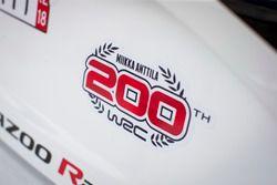 200e rallye WRC pour Miikka Anttila, Toyota Gazoo Racing WRT Toyota Yaris WRC