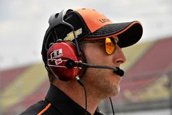 Chase Elliott, Hendrick Motorsports, Chevrolet Camaro Mountain Dew / Little Caesars crew chief Alan