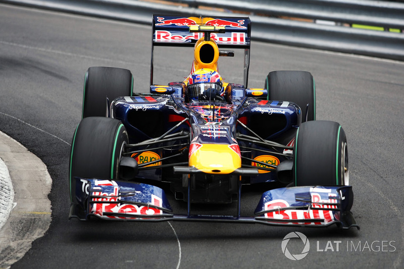 Mark Webber - 215 Grand Prix: 6.60 ortalama