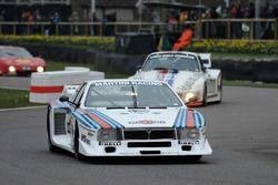 Group 5 Demonstration Lancia Beta Montecarlo