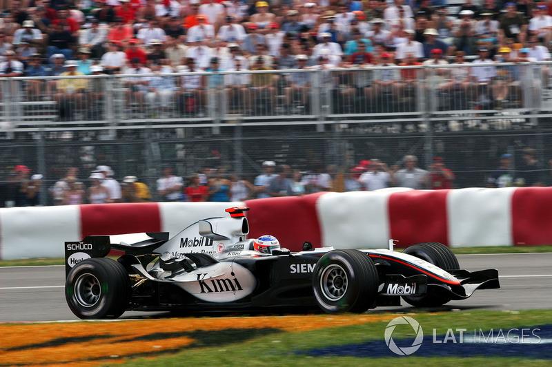 2005 Canadian GP