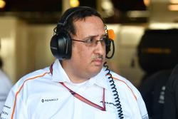 Sheikh Mohammed bin Essa Al Khalifa, CEO of the Bahrain Economic Development Board and McLaren Shareholder