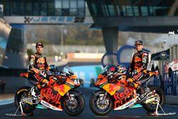 Oliveira and Brad Binder, Red Bull KTM Ajo