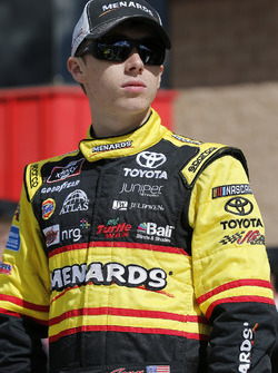 Brandon Jones, Joe Gibbs Racing, Toyota Camry Menards Jeld-Wen