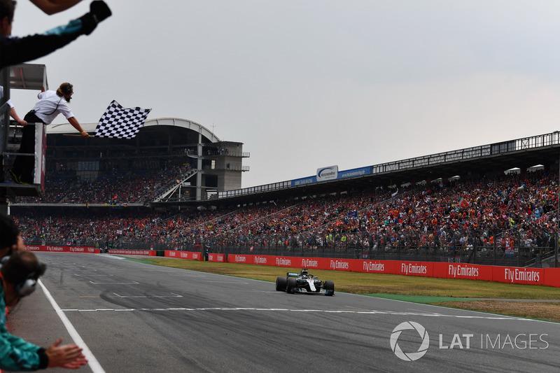 GP d'Allemagne - Victoire