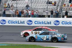 Kevin Harvick, Stewart-Haas Racing, Ford Fusion Busch Beer Paul Menard, Wood Brothers Racing, Ford Fusion Motorcraft / Quick Lane Tire & Auto Center