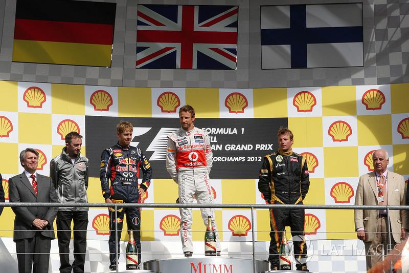 2012: Jenson Button