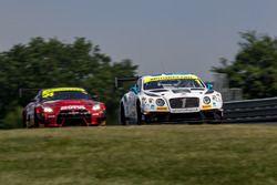#1 Team Parker Racing Ltd - Bentley Continental GT3 - Rick Parfitt Jnr, Ryan Ratcliffe