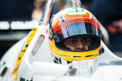 Karun Chandhok, Williams FW08C