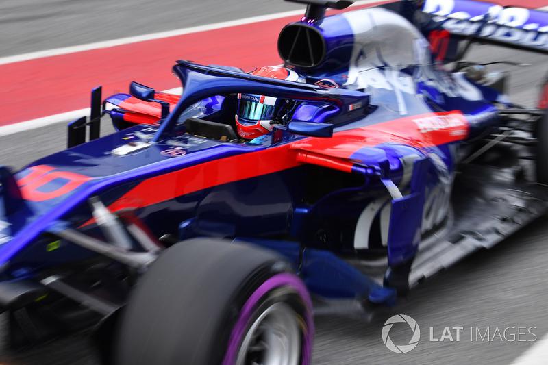 19 місце — П'єр Гаслі (Франція, Toro Rosso) — коефіцієнт 2001,00