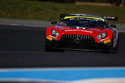 #87 Akka ASP, Mercedes-AMG GT3: Eric Debard, Nicolas Jamin, Mauro Ricci, Jean-Luc Beaubelique, Philippe Giauque