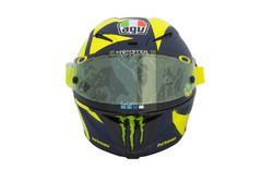 Valentino Rossi, Yamaha Factory Racing kask