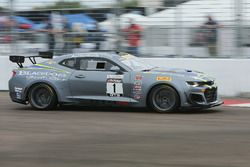 #1 Blackdog Speed Shop Chevrolet Camaro GT4.R: Lawson Aschenbach