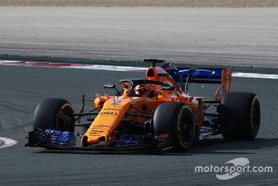 Presentazione McLaren MCL33