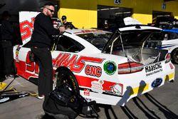 Justin Marks, Rick Ware Racing, Chevrolet Camaro Las Vegas - Haas CNC