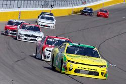 Austin Dillon, Richard Childress Racing, Chevrolet Camaro Go Green Equipment and Michael Annett, JR