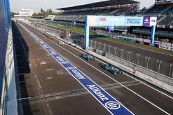 Antonio Felix da Costa, Andretti Formula E Team, Tom Blomqvist, Andretti Formula E Team, Jose Maria