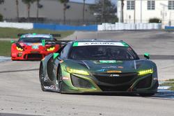CJ Wilson Racing Acura NSX