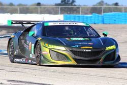 CJ Wilson Racing Acura NSX