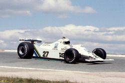 Alan Jones, Williams FW07
