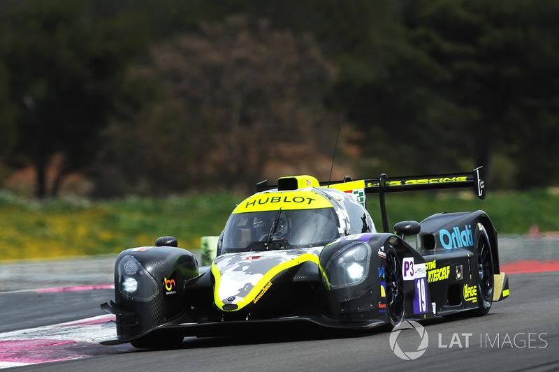 #19 M.Racing - YMR Norma M 30 - Nissan: Nicolas Ferrer, David Droux, Lucas Légéret