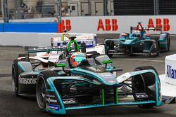 Nelson Piquet Jr., Jaguar Racing, Jose Maria Lopez, Dragon Racing
