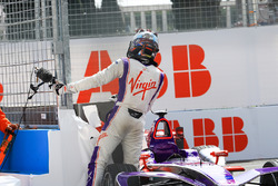 Alex Lynn, DS Virgin Racing, kaza