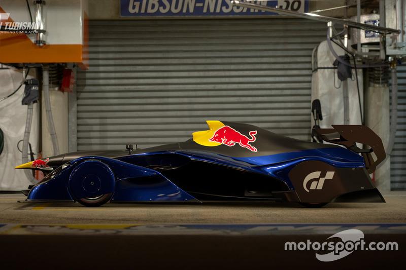Gran Turismo Red Bull X2014 Junior '14