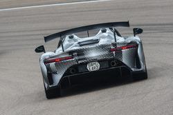 Test Dallara Stradale