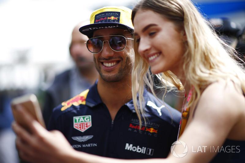 5 місце — Даніель Ріккардо, Red Bull. Умовний бал — 21,468