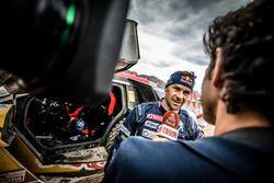 Сириль Депре, Peugeot Sport
