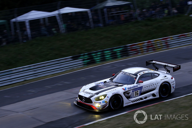 #16 Landgraf Motorsport (Mercedes-AMG GT3)