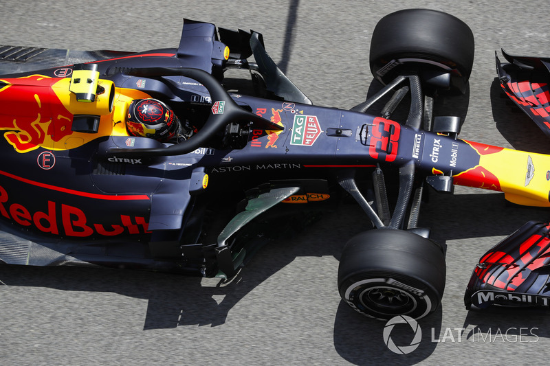 3. Max Verstappen, Red Bull Racing RB14