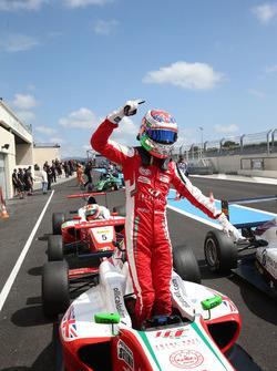 Il vincitore Olli Caldwell, Prema Theodore Racing