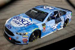 Kevin Harvick, Stewart-Haas Racing, Ford Fusion Busch Light celebra