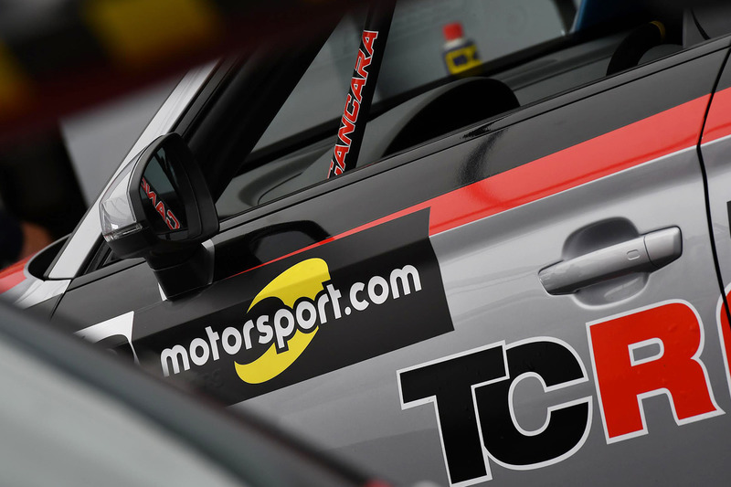 Motorsport.com and TCR Europe Series partnership