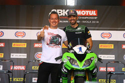 Manuel Puccetti, Kenan Sofuoglu, Kawasaki Puccetti Racing