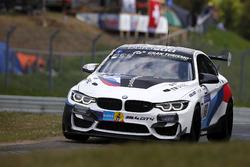 #60 Securtal Sorg Rennsport BMW M4 GT4: Dirk Adorf, Tom Coronel, Beitske Visser, Nico Menzel
