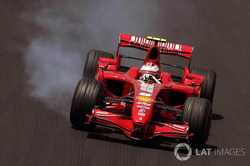 2007 : Kimi Räikkönen, Ferrari F2007