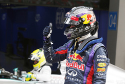 Pole: Sebastian Vettel, Red Bull Racing