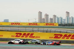 #92 Porsche GT Team Porsche 911 RSR: Michael Christensen, Kevin Estre, #95 Aston Martin Racing Aston