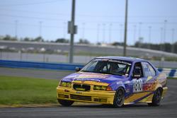 #810 MP3B BMW 325, David Tuaty, David Leira, TLM USA