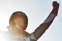 Winner Elfyn Evans, Ford Fiesta WRC, M-Sport