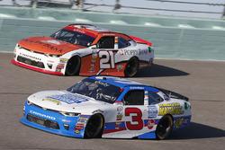 Scott Lagasse Jr, Daniel Hemric, Richard Childress Racing Chevrolet