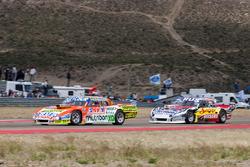 Jonatan Castellano, Castellano Power Team Dodge, Gabriel Ponce de Leon, Ponce de Leon Competicion Ford