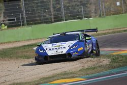 #26 Leipert Motorsport: Niels Lagrange, Pieter Vanneste en difficulté